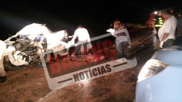 Ariquemes: Homem morre em grave acidente na 364, em Rondônia