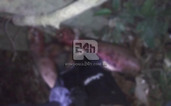 Homem é morto com disparo na cabeça em área invadida da Fazenda Formosa, próximo à Buritis