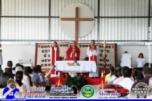 CELEBRAÇÃO DA CRISMA NA PARÓQUIA SÃO JOSÉ