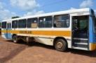 Acidente na BR-364 envolvendo ônibus escolar deixa quatro feridos