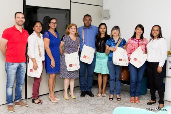 Empresários participam mo ançamento do Promove Varejo Monte Negro, em Rondônia
