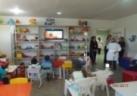 MP vistoria instalações do Hospital Infantil Cosme e Damião