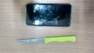 PM conduz indivíduo por roubo de celular em Ariquemes