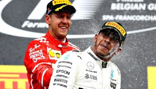 Hamilton x Vettel: o duelo e a perfeição