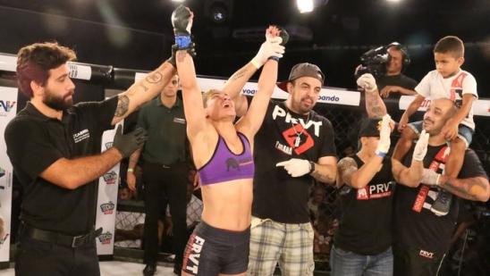 Priscila Pedrita e Rosy Duarte fazem a luta principal do Hipnose Fight Night III