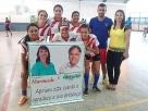 """Geraldo da Rondônia participa de Torneio de Futsal na """"Quadra da Dona Ica"""", em Monte Negro"""