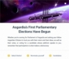 Primeira 'nação espacial' humana é oficialmente colocada em órbita