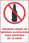 Patrulha Escolar do 7° BPM detém comerciante por venda de bebida alcoólica a adolescentes de escola