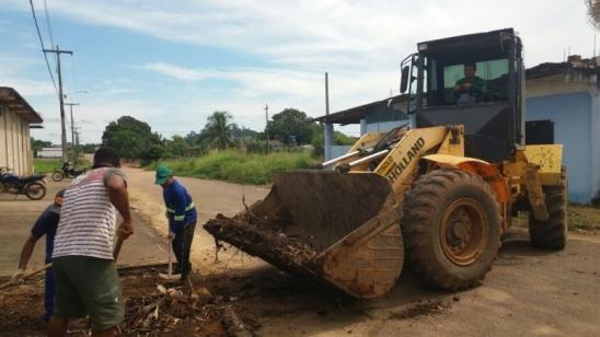 Secretaria Municipal de Saúde informa que está realizando LIMPA MONTE NEGRO 2018