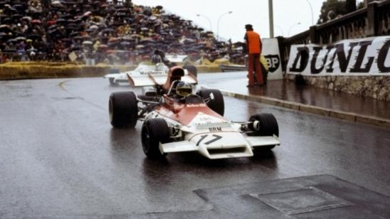 temporal em Mônaco e surpreendente vitória de Jean-Pierre Beltoise em 1972
