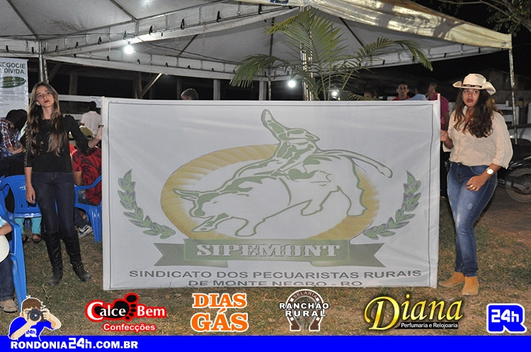 1º ENCONTRO DOS PECUARISTAS DE MONTE NEGRO - (QUINTA-FEIRA)