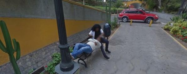 Homem pede divórcio após descobrir traição pelo Google Street View