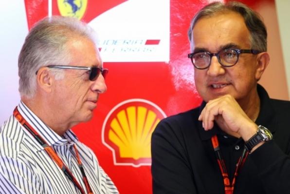 Filho de Enzo Ferrari indica que saída de Arrivabene foi necessária para manter Binotto na Scuderia