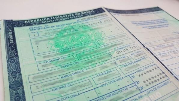 Marcão da 25 perdeu os documentos da motoneta Honda POP, em Monte Negro