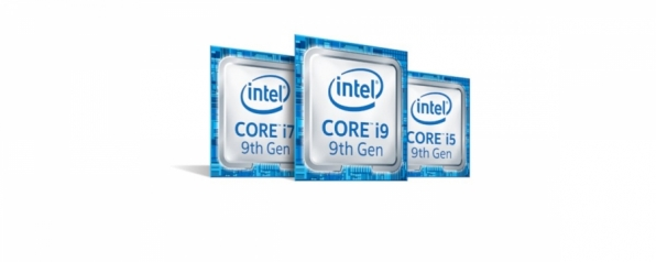 Novo Intel Core de 9ª geração para notebooks é capaz de chegar aos 5 GHz