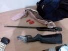 Arma de fogo é apreendida por policiais do 7º BPM