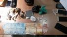 Força Tática do 7º BPM desmantela ponto de venda de drogas e detém suspeita de roubo na área rural