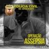 OPERAÇÃO ASSEPSIA: Policia civil combate o tráfico de drogas em Ariquemes, RO