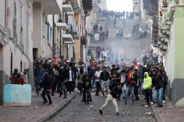 Mercosul e Prosul apoiam governo do Equador e pedem fim dos protestos