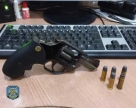 CUJUBIM – PM apreende arma de fogo e adolescente