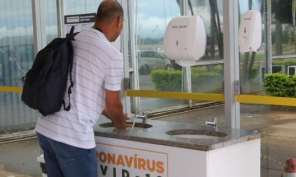 Fiocruz orienta sobre higienização correta para evitar covid-19